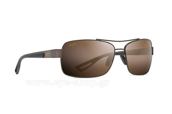 Γυαλιά Maui Jim OLA H764-25M Mt Brown Superthin Glass  Polarized plus