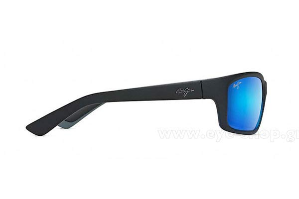 Maui Jim μοντέλο KANAIO COAST στο χρώμα B766-08C Blue Hawaii Superthin Glass  Polarized plus