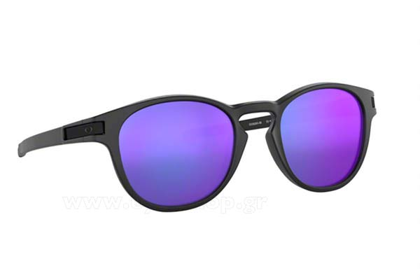 Γυαλιά Oakley LATCH 9265 06 Mt Black Violet Ird