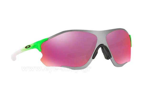 cfc5ffd4ce Γυαλια Ηλιου Oakley EVZERO PATH 9308 009 Green Fade Prizm Field Chrome  Iridium