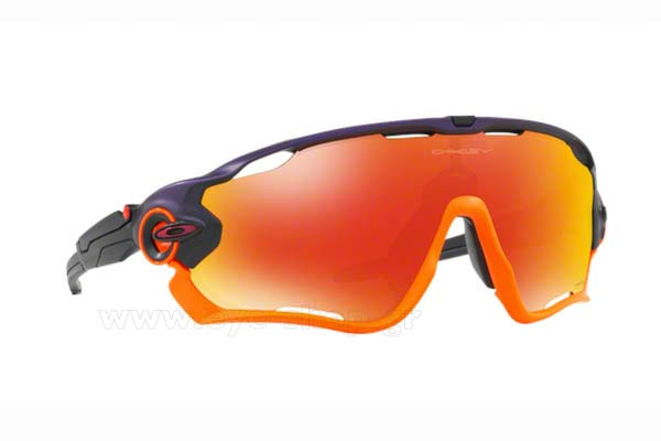 Γυαλιά Oakley JAWBREAKER 9290 30 Purple Pop Fade Prizm ruby