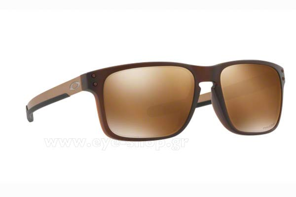 Γυαλιά Oakley Holbrook Mix 9384 08 Mt Rootbeer Prizm Tungsten Polarized