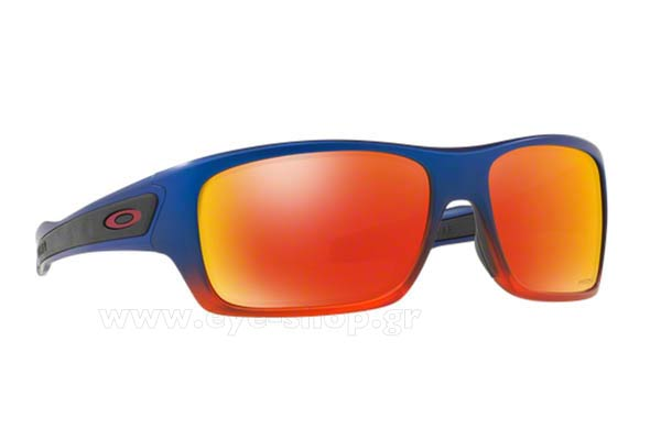 Γυαλιά Oakley Turbine 9263 44 Orange Pop Fade prizm ruby