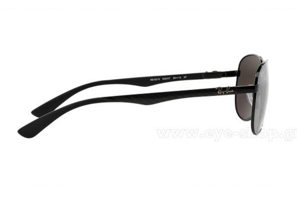 68d4c6f497 ΓΥΑΛΙΑ ΗΛΙΟΥ RAYBAN 8313 002 K7 POL Ανδρικά Eye-Net